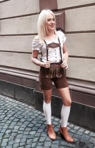 Lisa Bund Oktoberfestband